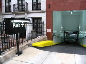 Car Storage in NYC