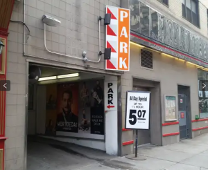 Parking Garages NYC
