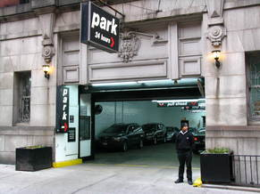 Parking Garage NYC