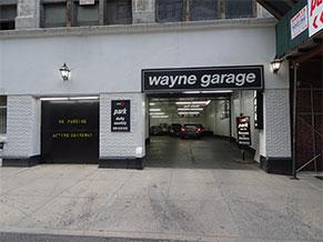 Parking Garage New York City